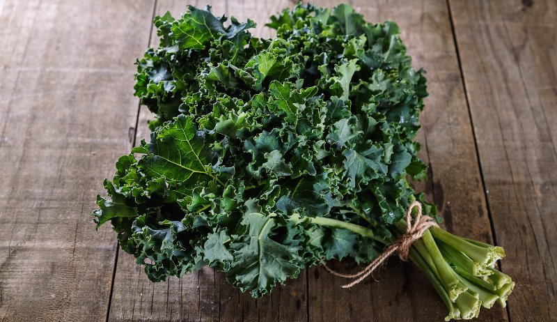Bunched Kale